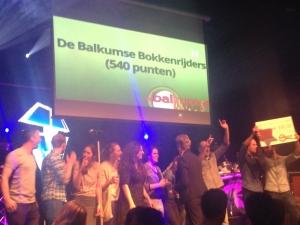 2e plek voor De Balkumse Bokkenrijders BK 2015